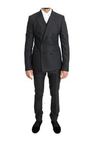 Silk Stretch Slim Fit Suit