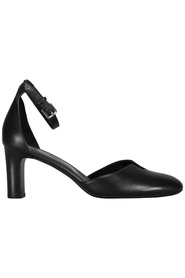 Vintage Hermes black pumps