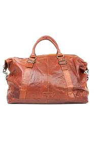 brandy weekend bag i skinn