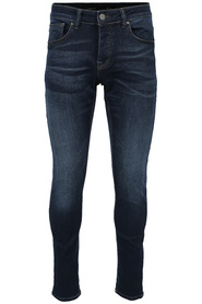 Marineblå Gabba Jones Super-Stretch Jeans