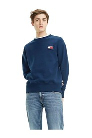TOMMY BADGE CREW SWEATER DM0DM06592