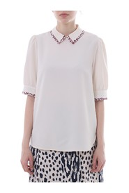 Short sleeve blouse
