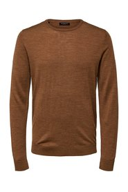 Knitted Pullover Merino wool