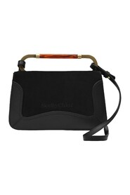 Ella Bag Leather and Suede