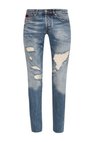 Sid jeans with rips