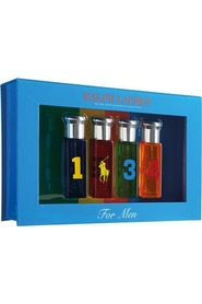 The Big Pony Fragrance Collection Gaveæske for Men 4 x 10ml