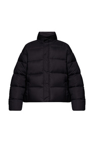 Quilted oversize jacket