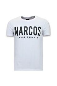 T-shirt Narcos Pablo Escobar