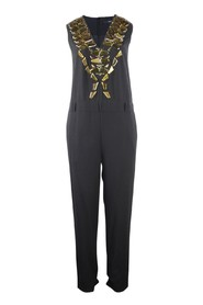 Embellished Jumpsuit -Pre Owned Condition Very Good