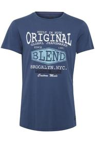Blend 20708054 Tee Denim Blue
