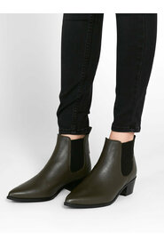 Boots High leather