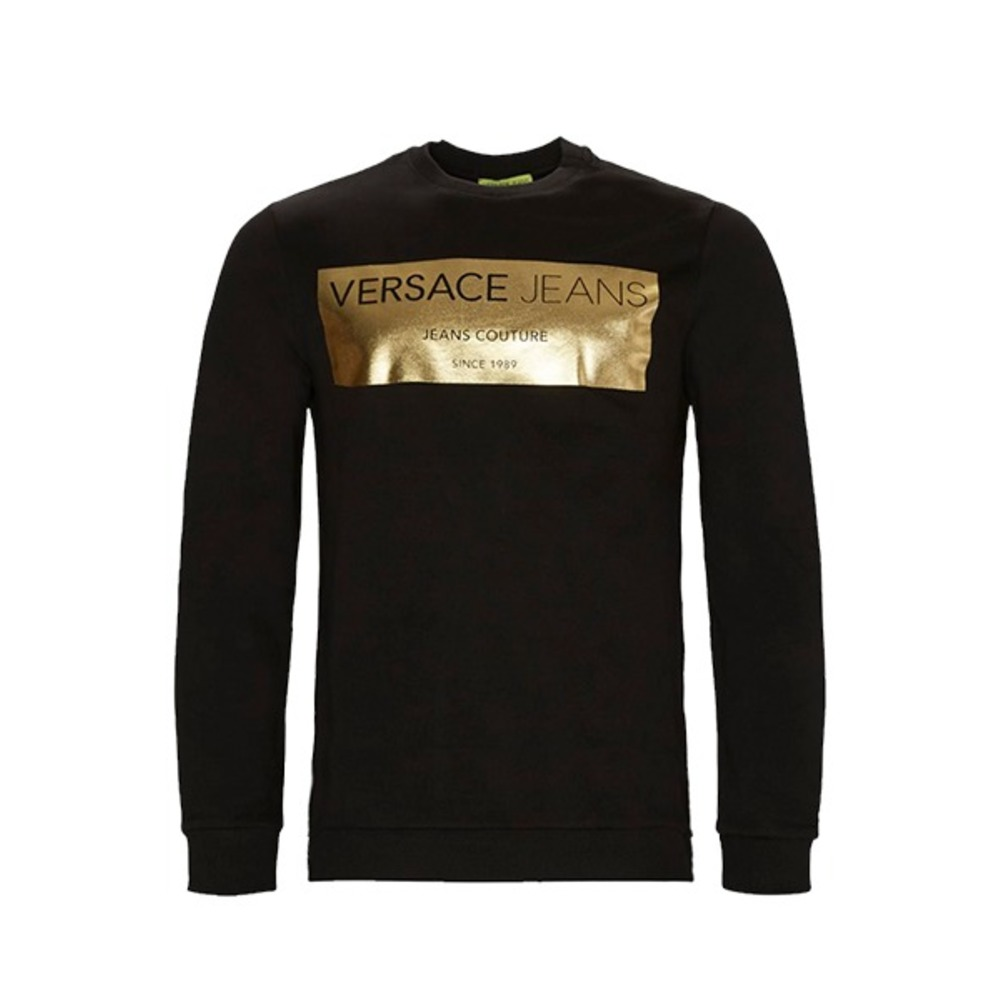 Golden Box Logo Sweatshirt