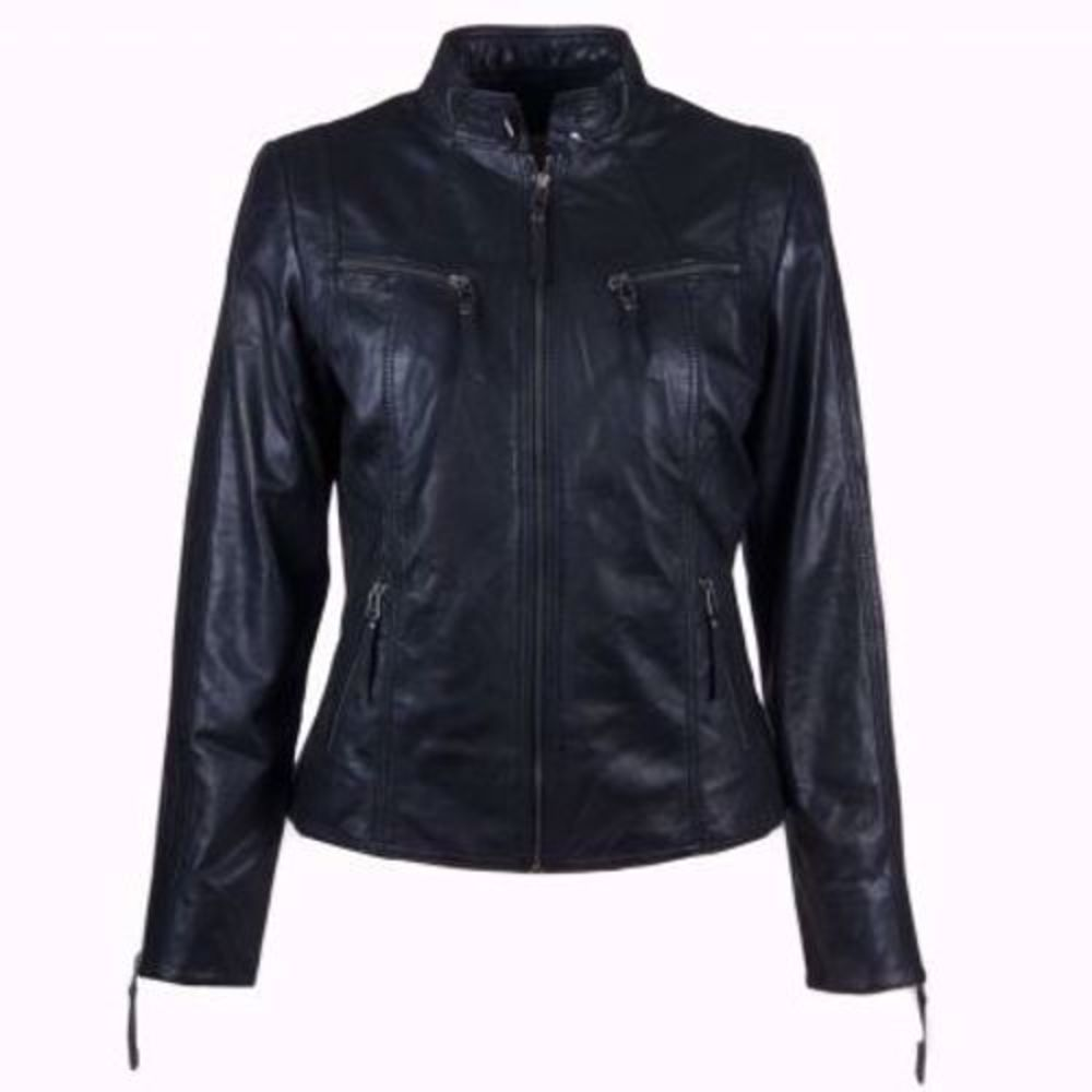 STACY SKIN JACKET