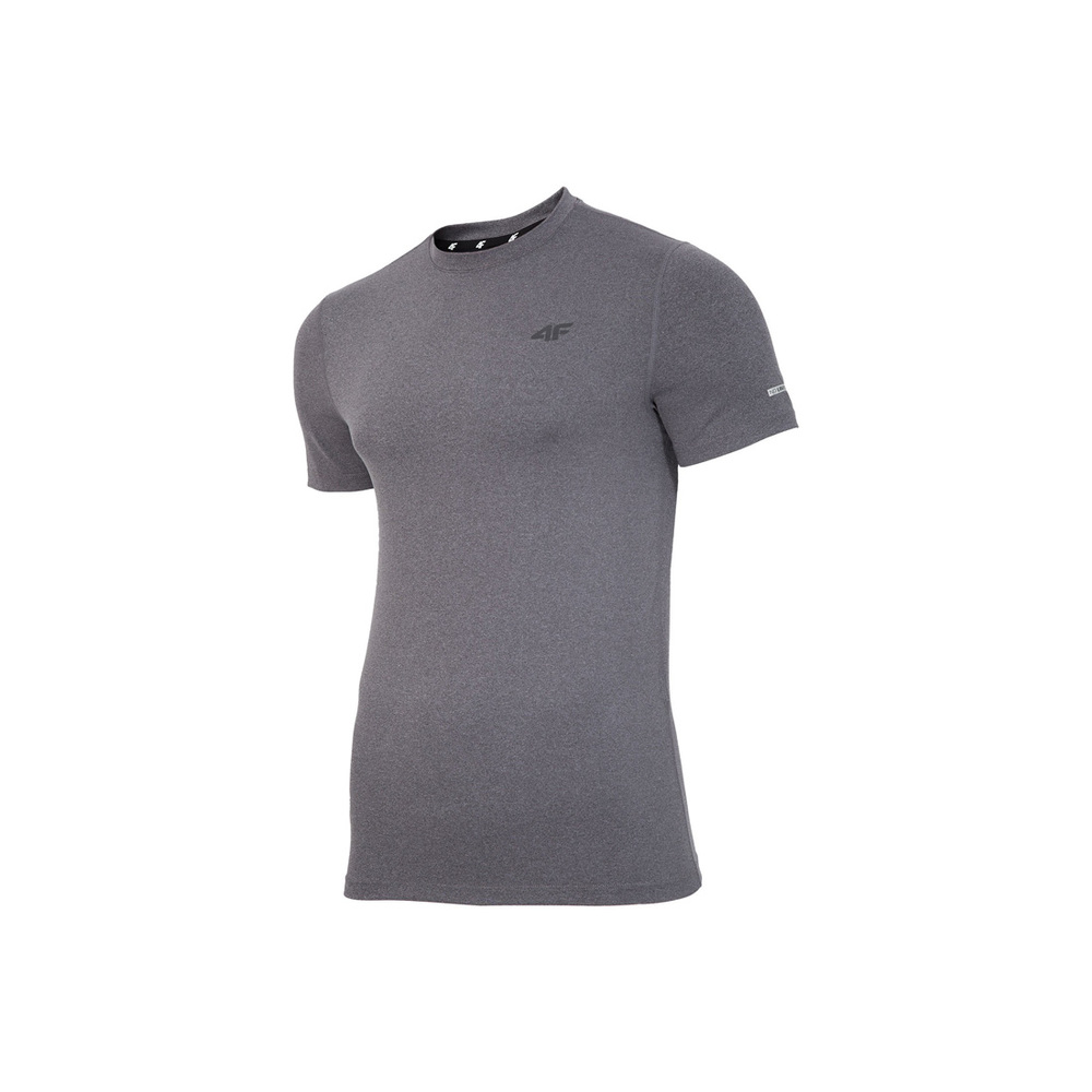 4F Men's T-shirt H4Z17-TSMF001DARKGREY