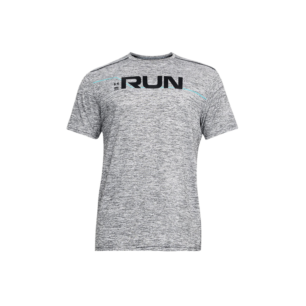 Run Front Graphic SS Tee