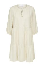 Slfnaida 3/4 Short Dress