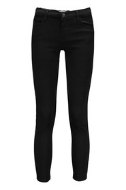 835 Raw Mid Rise Skinny Jeans