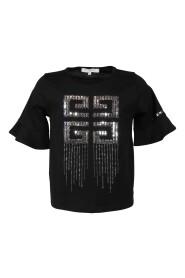 4G logo jersey t-shirt