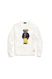 Regatta Bear Crew Knit