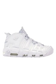Air More Uptempo Triple Sneakers