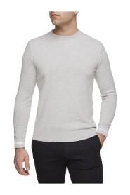 round neck knitwear -K3019-272-128