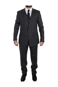 MARTINI 3 Piece Slim Fit Suit Tuxedo