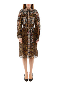Animalier costanza dress