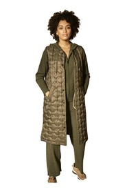 Elvina Quilted Down Waistcoat 139590