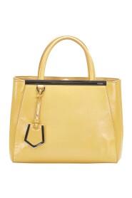 Petit 2Jours Leather Handbag