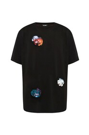 T-shirt with pockets