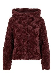 Jacket Short Faux Fur