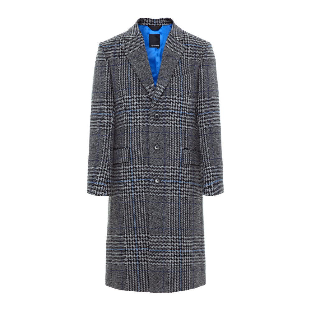 Jacka James Wool Plaid