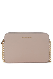 Jet Set pink shoulder bag