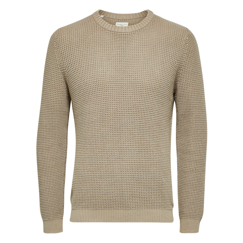 Knitted Pullover Basic