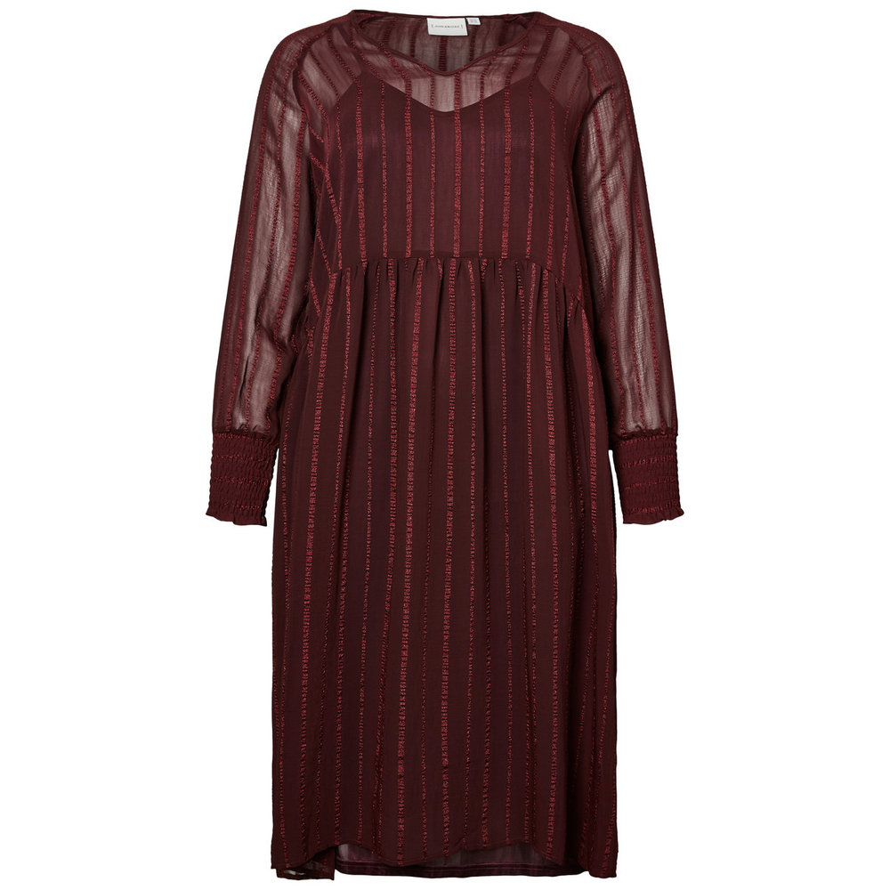 Long Sleeved dress Woven