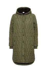 Overwear Hooded Quilted Jacket