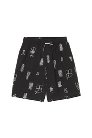 TOM KROL SAUCE SHORTS