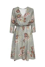 Sukienka w kwiaty Paloma