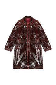 Lacquered Coat