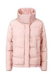 Haust Oversized Down Jacket Pink