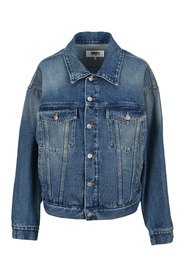 Denim Jacket S52AM0162S30589
