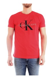 CALVIN KLEIN J30J314551 T-SHIRT Men RED