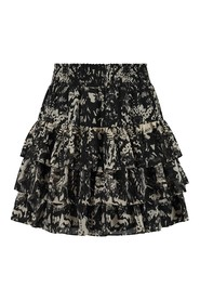 Fay- lee ruffle skirt