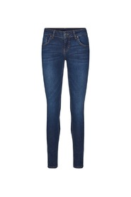 Blå FreeQuent Amber Jeans