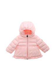 Odile Quilted Down Jacket