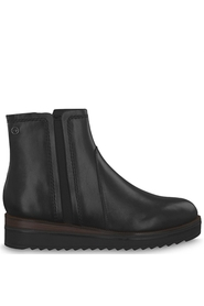 Female Boot Leather