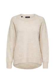 Lulu ls knit o-neck