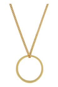 Necklace Infinity Simple