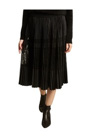 Dax pleated skirt