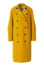 Double Buttoning  Coat